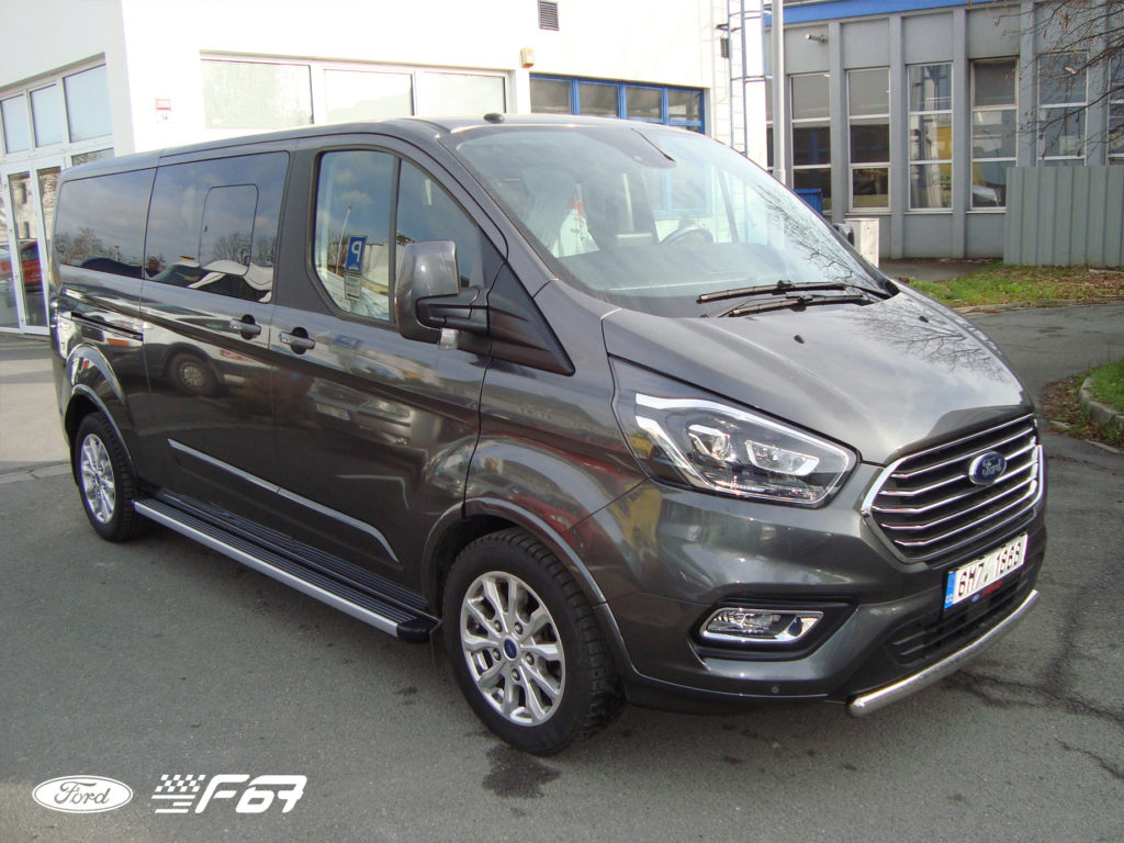 Ford Tourneo Custom Edice F.67