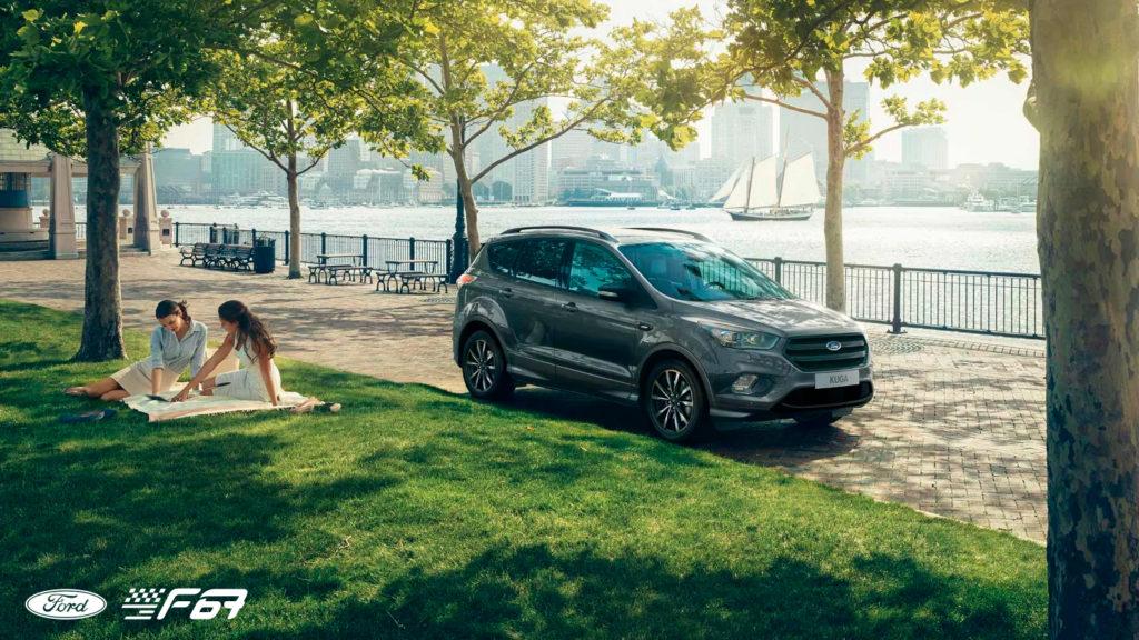 Ford Kuga Titanium 4x4 2.0TDCI 110Kw
