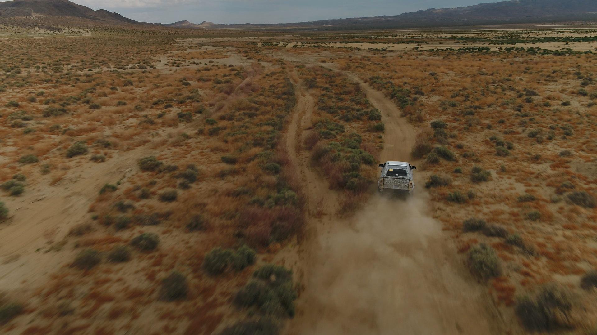 SUV Bronco se představí na jaře 2020