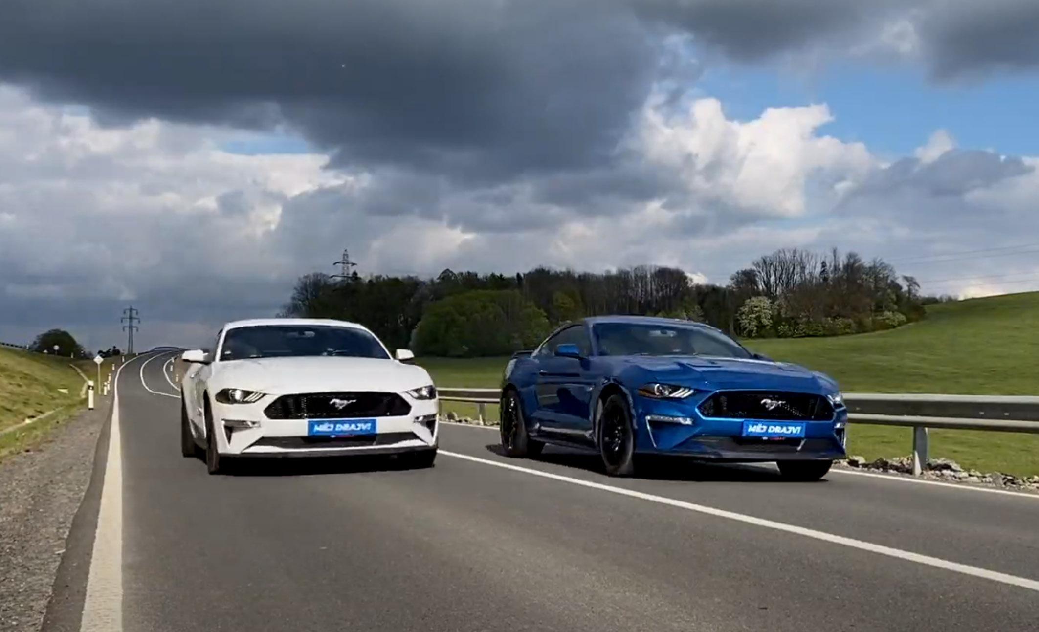 Mustang nový model