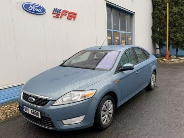 Ford Mondeo 1,8 TDCI Trend